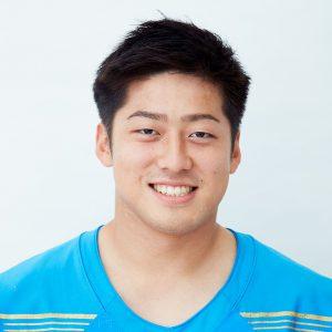 2019年度卒・元LB#94/2019年度主将 関剛夢